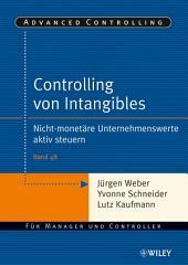 Controlling von Intangibles: Nicht-monetäre Unternehmenswerte aktiv steuern