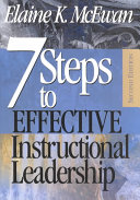 Seven Steps to Effective Instructional Leadership PDF