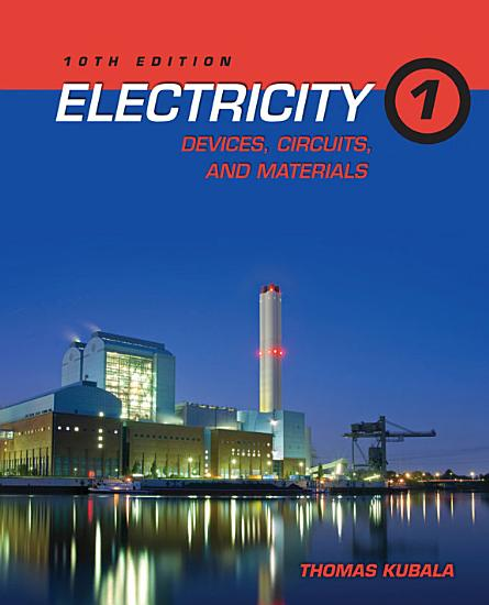 Electricity 1  Devices  Circuits  and Materials PDF