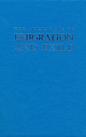 The Literature of Emigration and Exile PDF