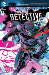 Detective Comics (2011- ) #7