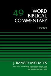 1 Peter Volume 49 Book PDF