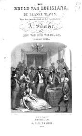 De bruid van Louisiana, of De blanke slavin: Volume 2