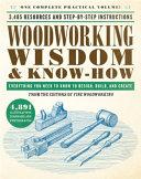 Woodworking Wisdom   Know How PDF