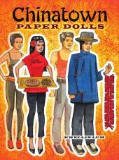 Chinatown Paper Dolls