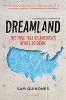 Dreamland  YA edition  PDF