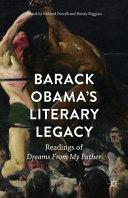 Barack Obama S Literary Legacy Book PDF