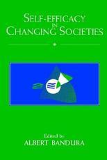 Self Efficacy in Changing Societies PDF