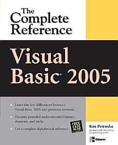Visual Basic 2005 PDF