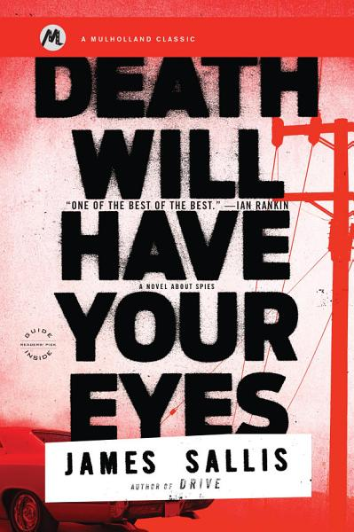 Download Death Will Have Your Eyes Book