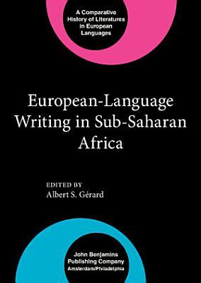 European language Writing in Sub Saharan Africa