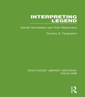 Interpreting Legend  RLE Folklore