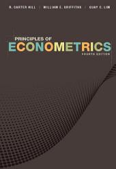 Principles of Econometrics, 4th Edition