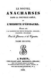 Le nouvel Anacharsis dans la Nouvelle Grèce, ou L'Hermite d'Épidaure: faisant suite [etc.], Volume2