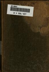 Goethe's Werke: Vollständige Ausgabe letzter Hand, Band 30