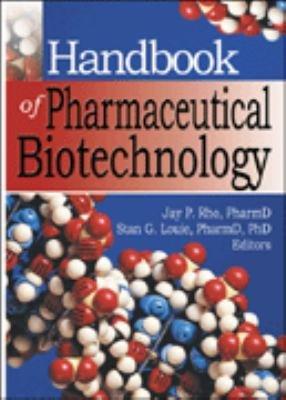 Handbook of Pharmaceutical Biotechnology PDF
