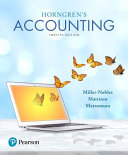 Horngren s Accounting PDF