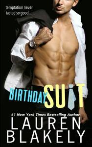 Birthday Suit Book