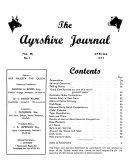 The Ayrshire Cattle Societys̓ Journal