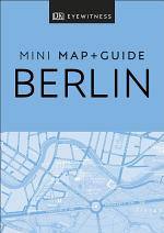 DK Eyewitness Berlin Mini Map and Guide