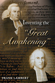 Inventing The Great Awakening