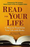 Read for Your Life PDF