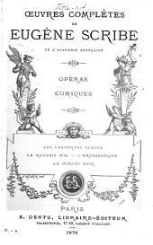 Œuvres complètes de Eugène Scribe: Volume6