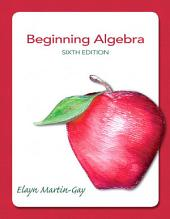 Beginning Algebra: Edition 6