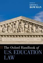 The Oxford Handbook of U.S. Education Law