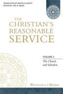 The Christian s Reasonable Service