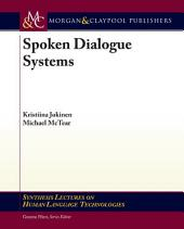 Spoken Dialogue Systems