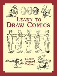 Learn To Draw Comics Book PDF