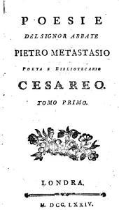 Poesie de Pietro Metastasio, 1