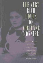 The Very Rich Hours of Adrienne Monnier