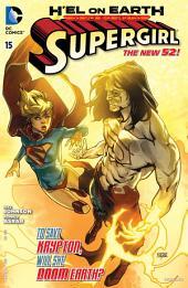 Supergirl (2011-) #15