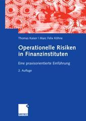 Operationelle Risiken in Finanzinstituten: Eine praxisorientierte Einführung, Ausgabe 2
