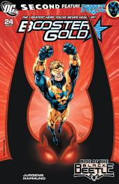 Booster Gold (2008-) #24