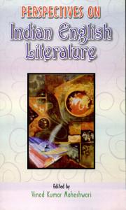 Perspectives on Indian English Literature PDF