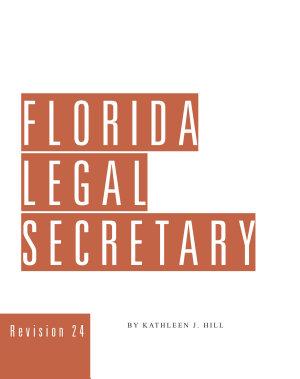 Florida Legal Secretary