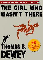 Mac Detective Series 08: The Girl Who Wasn't There