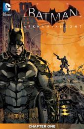 Batman: Arkham Knight (2015-) #1