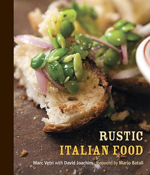 Download Rustic Italian Food Book