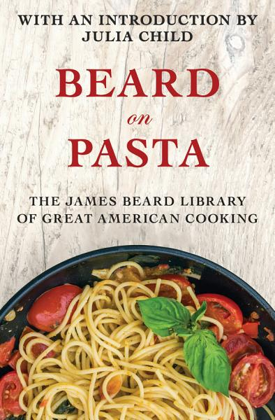 Download Beard on Pasta Book
