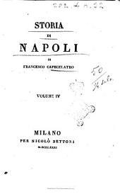 Storia di Napoli di Francesco Capecelatro: Volume 4