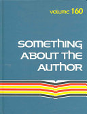 Something About the Author  Volume 160 PDF