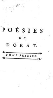 Poésies de Dorat: Volume 1