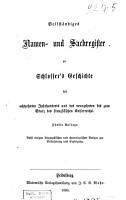 Geschichte des achtzehnten Jahrhunderts und des neunzehnten bis zum Sturz des franzosischen Kaiserreichs     PDF