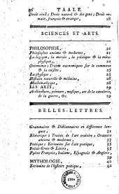 Catalogue des livres de M. Du F*** négociant