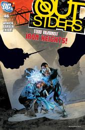 Outsiders (2003-) #46