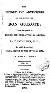 Life & Exploits of Don Quixote de la Mancha